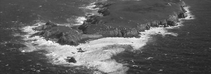 ICARE en tournage en Bretagne, sur l'île de Groix