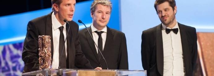 LE CRI DU HOMARD : CESAR 2013 DU MEILLEUR COURT !!!