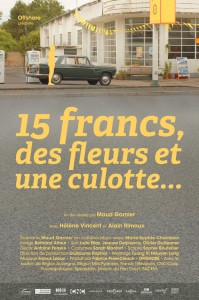 15 FRANCS - Affiche light